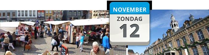 stoffenmarkt Roermond Markt