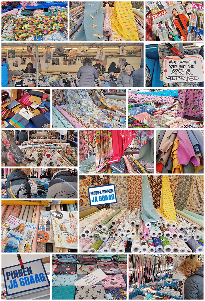 stoffenmarkt Amersfoort Leiden