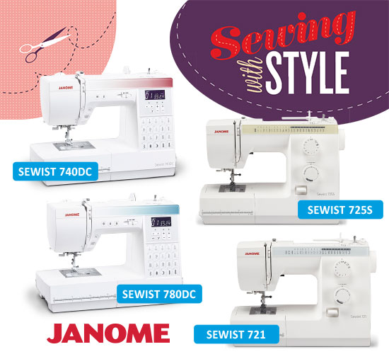 janome naaimachine-actie-winnen-sewing-with-style