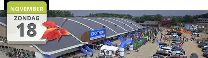 stoffenmarkt Arnhem Rijnhal
