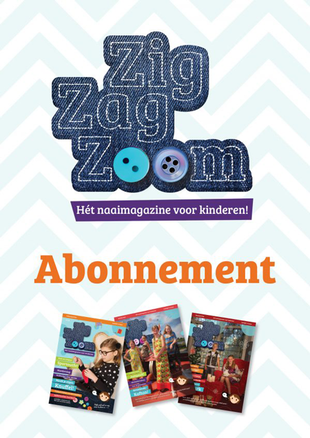 ZigZagZoom magazine winnen