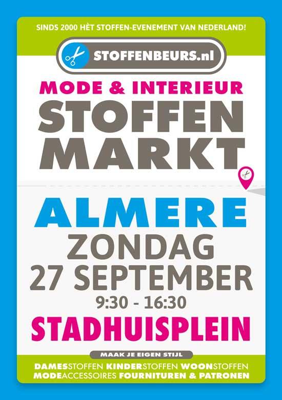 lapjesmarkt Almere 27 september 2020